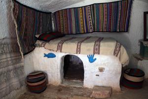 Печь-кровать