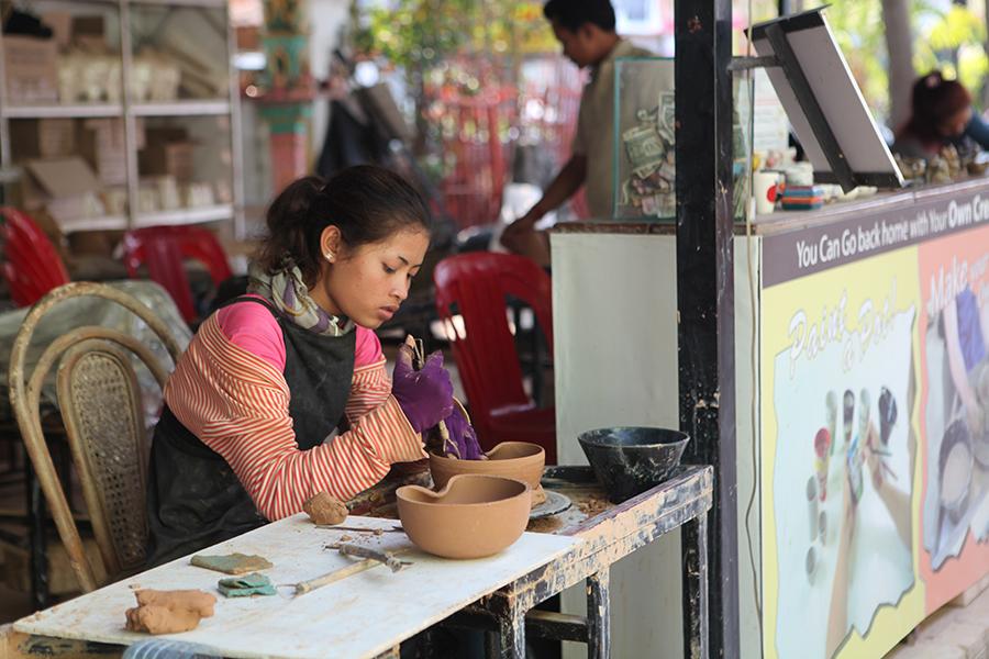 приметы в Камбодже