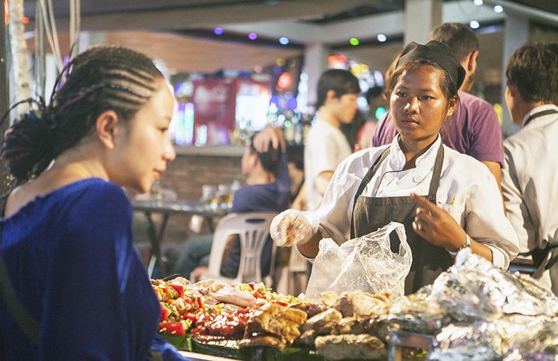 Традиции в Камбодже