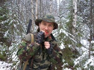 Охота в Коми