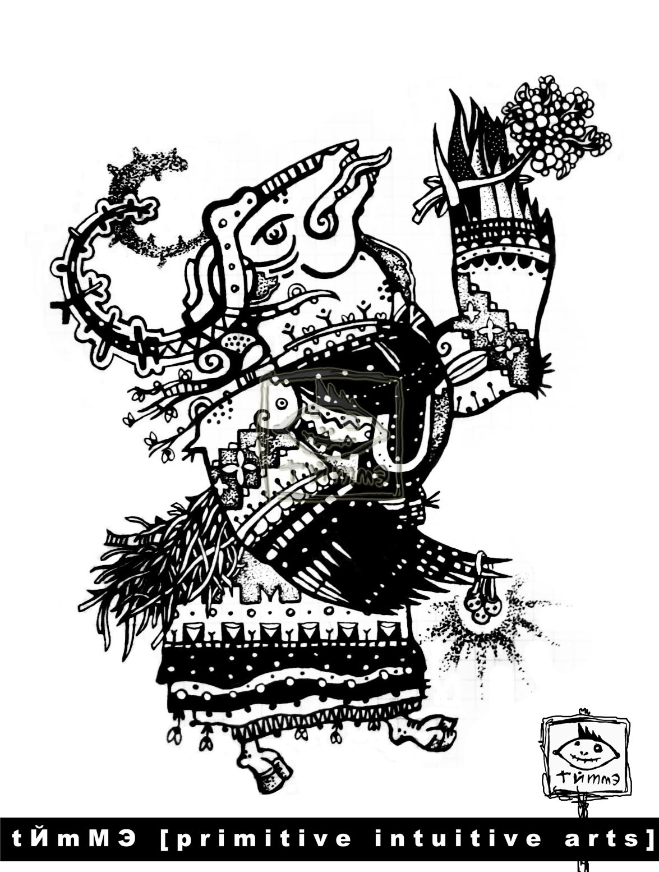 ethnoyou siberian art
