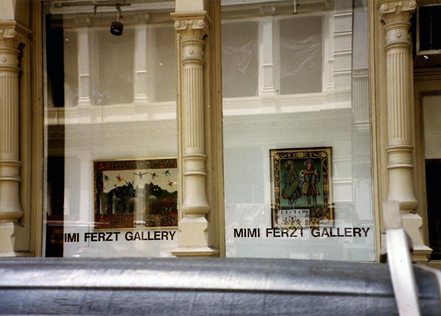 галерея Mimi Ferzt USA