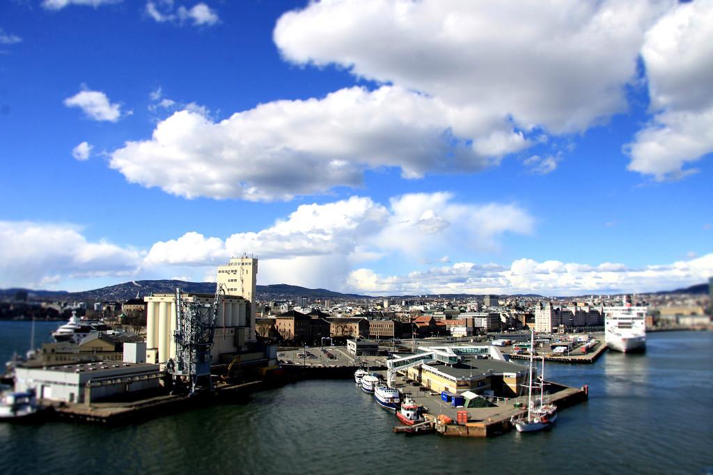 port in Norway