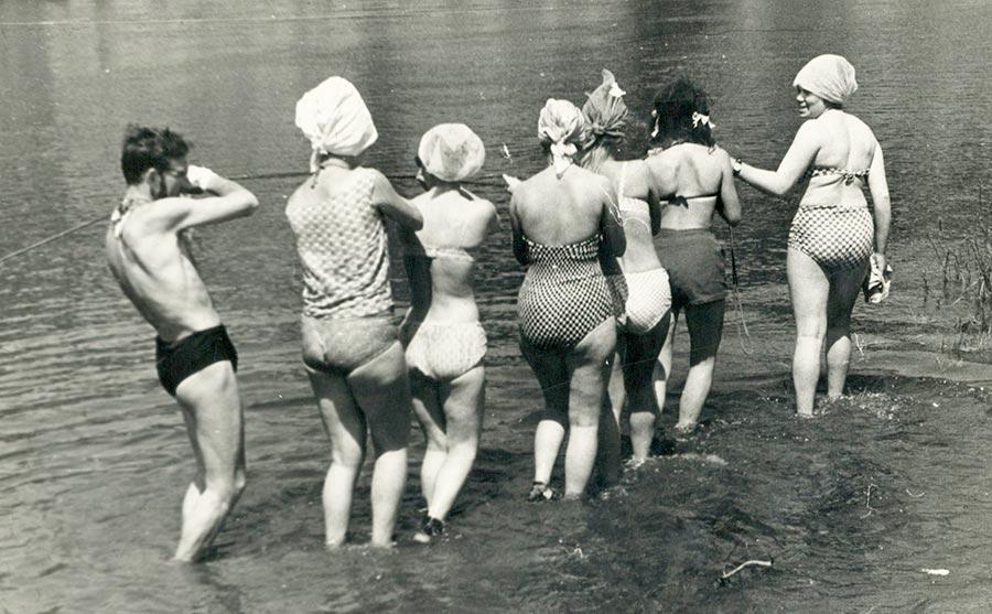 Байкал 70-е годы
