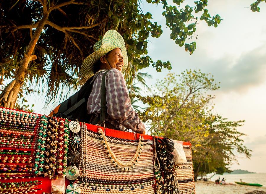 Тайская жена