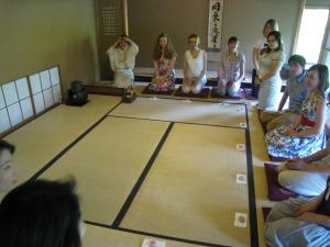 Японская чайная церемония, вагаси