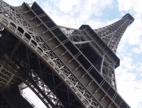 Париж, достопримечательности
