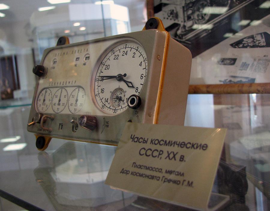 Ангарский музей часов