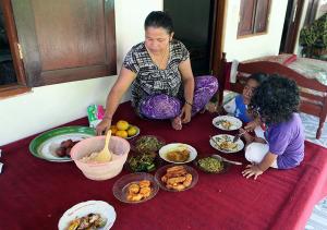 Кухня Бали