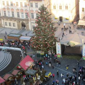 В Прагу самостоятельно