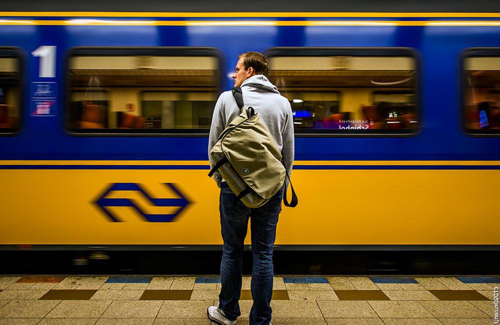 Железные дороги Голландии