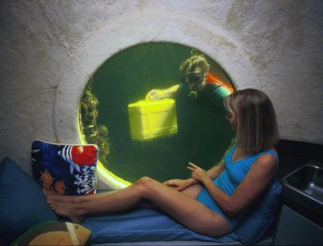 Подводный отель Jules Undersea Lodge, Флорида, США