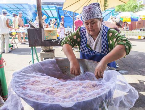 Секрет приготовления узбекского плова