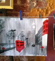 Нарисованные города