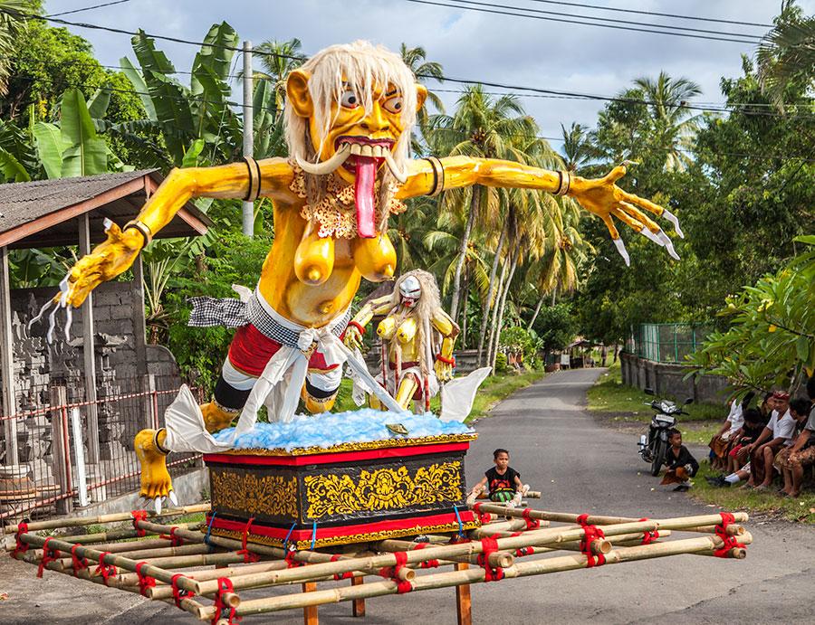 Ньепи на Бали