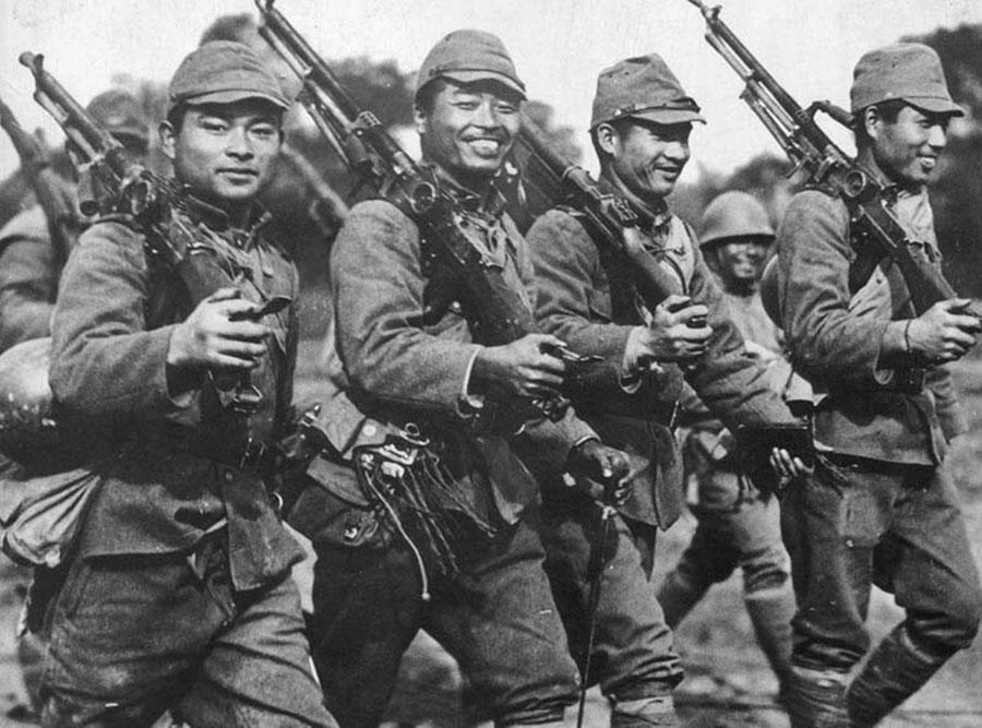 Война с Японией в годы ВОВ