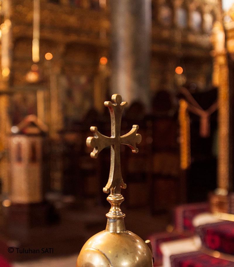 православная церковь в Стамбуле
