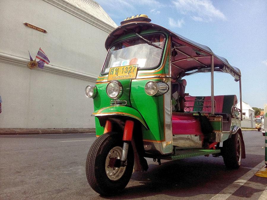такси в Бангкоке бесплатно