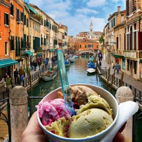цены на еду в италии