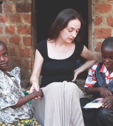 ГОЛОДАЮЩИЕ ДЕТИ АФРИКИ — ЕЁ ЗАБОТА