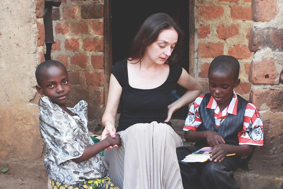 ГОЛОДАЮЩИЕ ДЕТИ АФРИКИ – ЕЁ ЗАБОТА