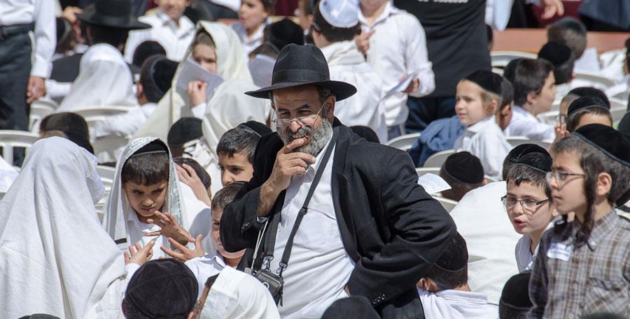 Жители Израиля