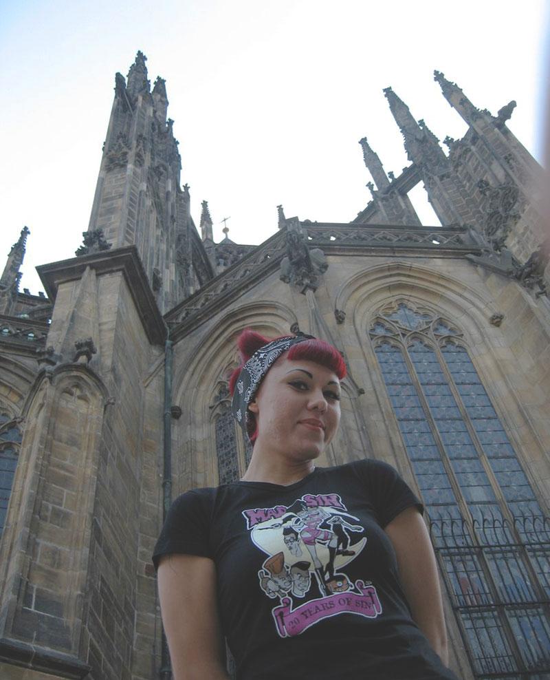 Путешествие через Прагу