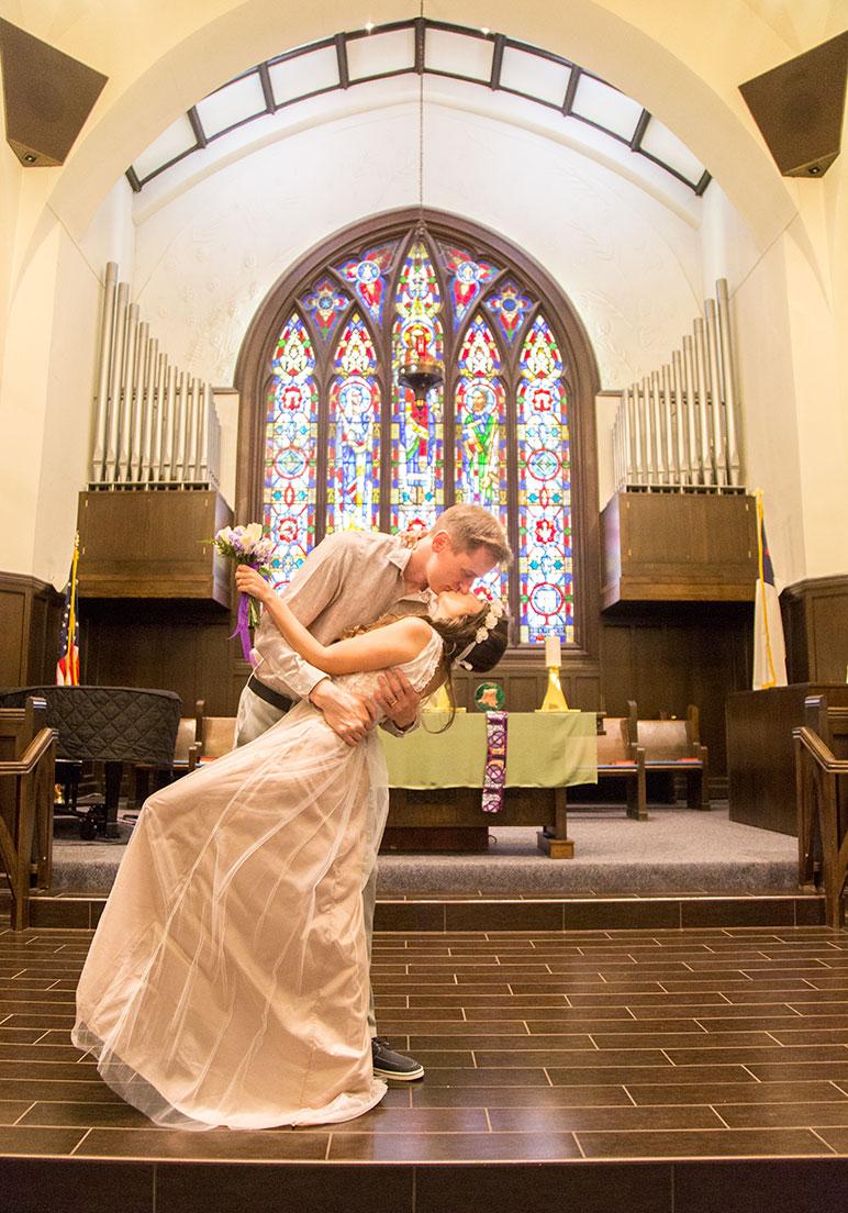Свадьба в Рино