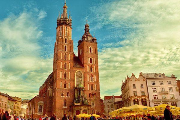 что посмотреть в Кракове