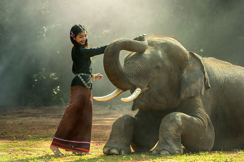 Фото Лаоса