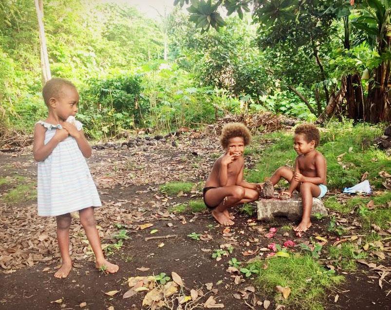 деревня в Вануату