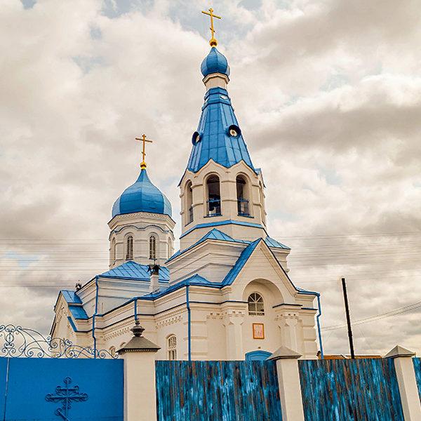 село Курагино
