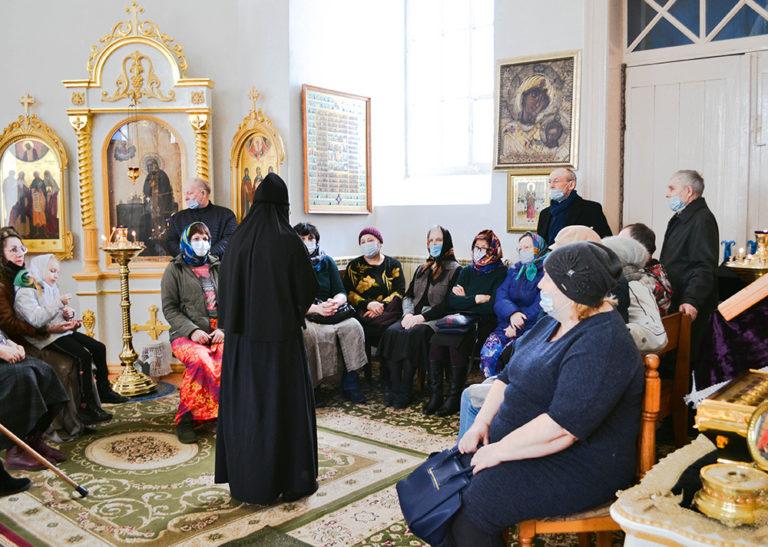 Кочергинский Вознесенский монастырь